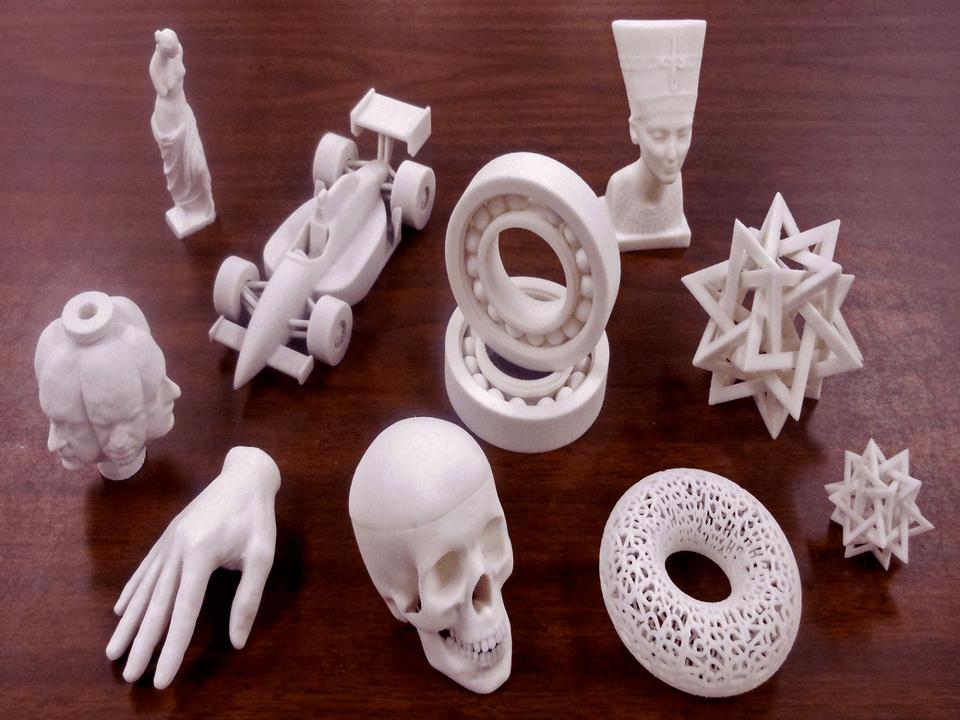 S43D - 3D Model Tasarım Örnekleri