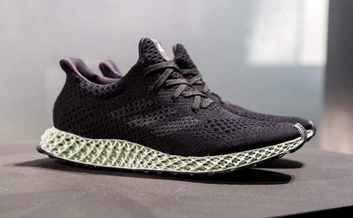 S43D - Adidas 3D Printing