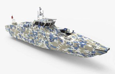 S43D - Gemi Maketçiliği