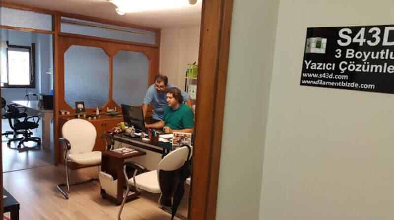 S43D - Ofisimizden Görüntüler