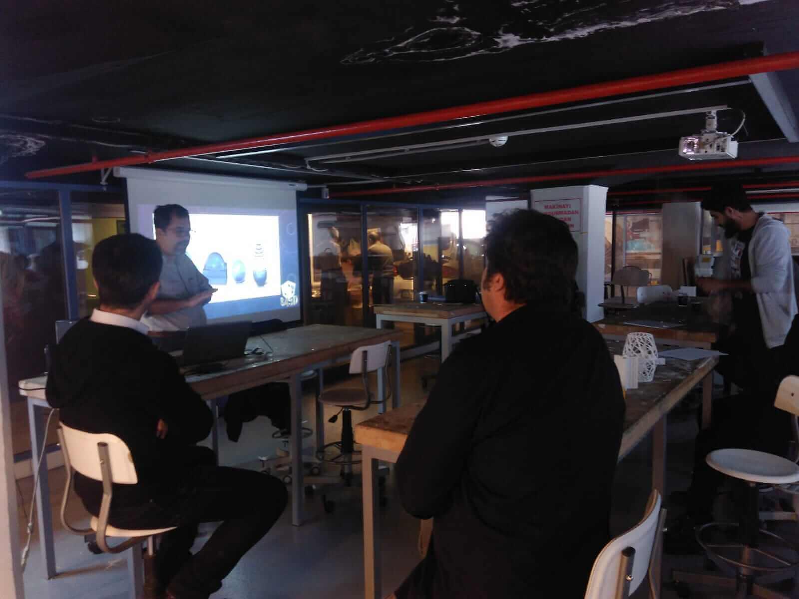 S43D - Eğitim Faaliyetleri