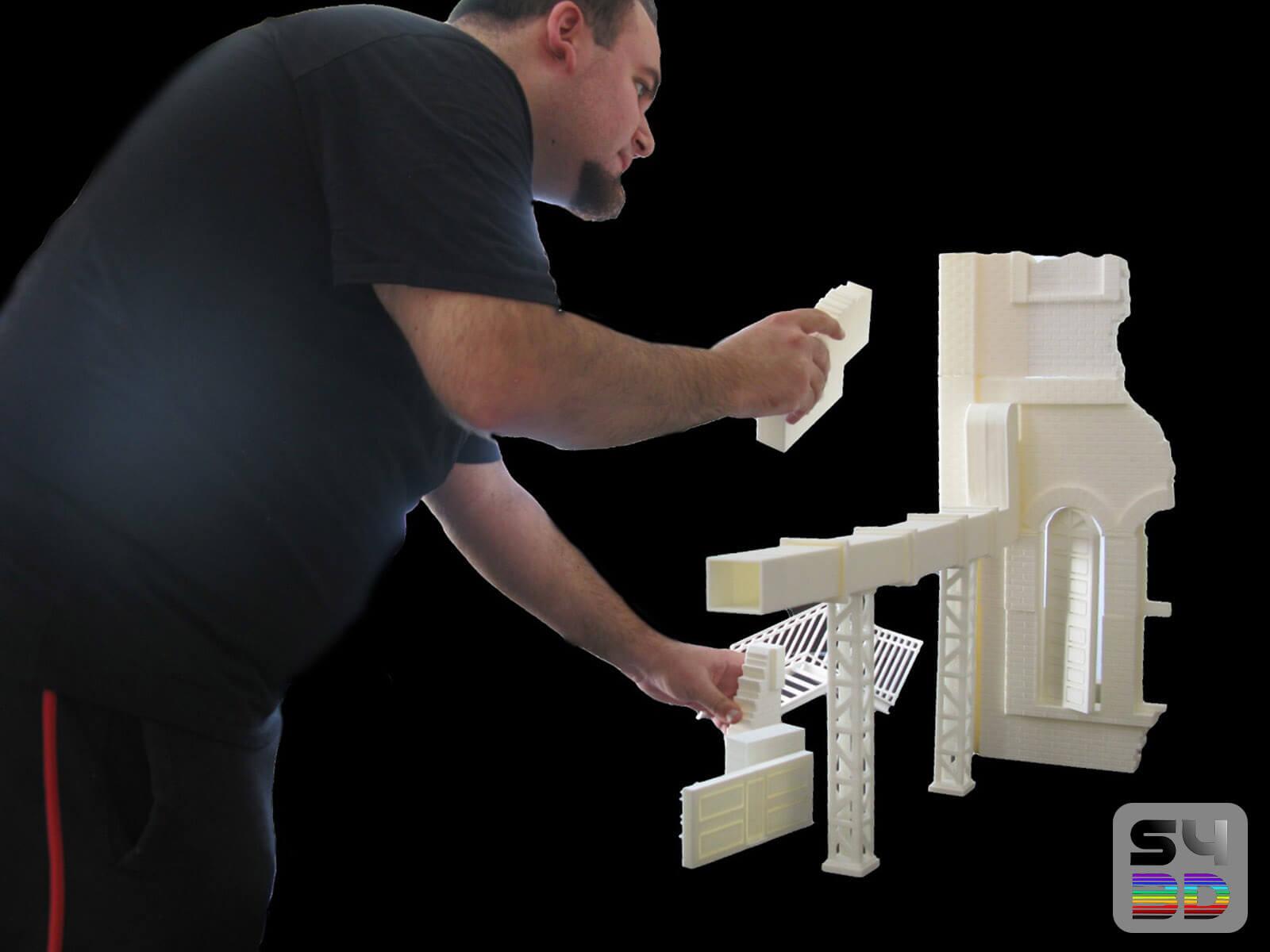Tasarımdan İmalata 3D Baskı