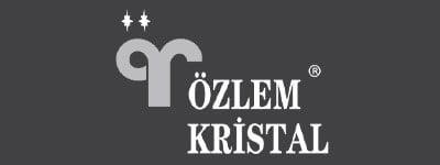Özlem Kristal Logo